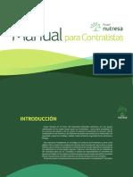 Manual Para Contratistas