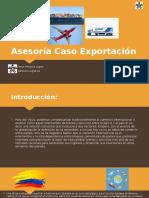 Asesoría Caso Exportación