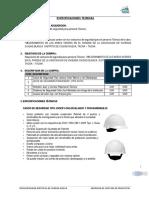 Vestuario Ingeniero Civil