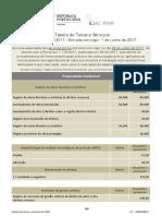 Tabela de Taxas_2018