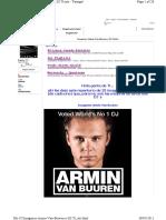 Imagenes Armin Van Buuren y DJ Ti Sto