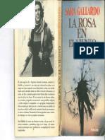 La Rosa en El Viento. Sara Gallardo