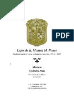 Canciones Populares Originales de Manuel M Ponce (2)