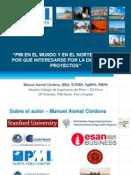 Dirección de Proyectos - PMI Norte, Peru Chapter_12.10.2019