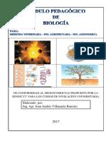 Modulo de Biologia Unidad 1