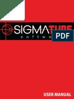 SigmaTUBE Manual