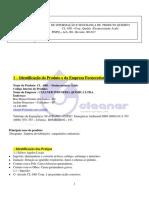 Fispq Cl- 1001conc. Desincr. Ácido (Mod)
