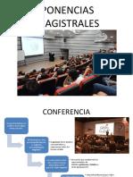 PONENCIAS MAGISTRALES.pptx