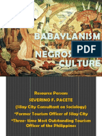 Babaylanism-in-Negrosanon-Culture.pptx