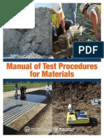 Test Procedures Manual 2017