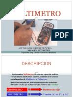 Multimetro PDF