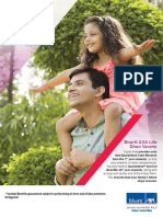 Dhan Varsha Brochure