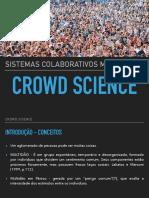 Crowd Computing