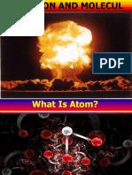 Atom, Molekul, Dan Ion