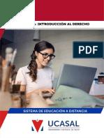 Introduccion al Derecho (rabbi baldi) 2019 Ultimo