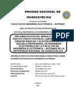 Informe de Festo f34
