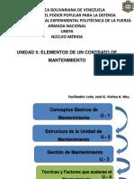Mantenimiento General Contratos Aranceles 1-2019