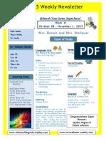 brownwallauer newsletteroctober28