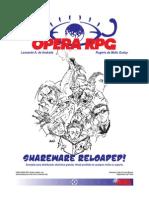 OPERA RPG - Reloaded - Livro B