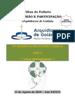 11 Ago 2019 19º Domingo Do Tempo Comum 05116212.PDF