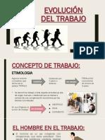 evolucion del trabajo