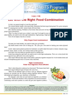00336--HealingHabit48-Eat With the Right Food Combination