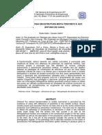 Patologia Em Estrutura Mista Concreto e Aço