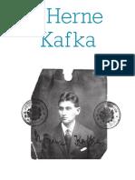 Franz Kafka Cahier de L'herne