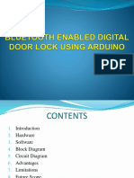 BLUETOOTH ENABLED DIGITAL DOOR LOCK USING ARDUINO-4(1).pptx