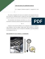 Ensayo de Compresión de Motor de Combustión Interna