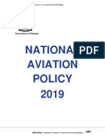 National Aviation Policy 2019