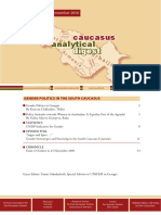 Caucasus Analytical Digest 21