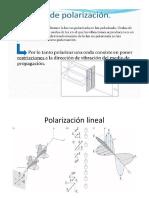 6.- Luz Polatizada
