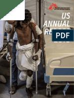 MSF-USA Annual Report 2018