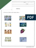 Coletivos 3 Ano Portugues Para Imprimir