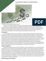 Las Diferencias Entre La Economía Clásica y La Keynesiana   Pequeña y Mediana Empresa - La Voz Texas