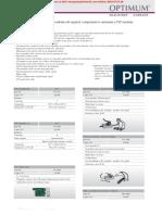 Optimum Controller IV parts