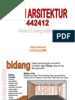 442412 [03] Bentuk  Ruang dlm Arsitektur.ppt