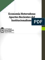 ECONOMIA HETERODOXA EXPOSICION