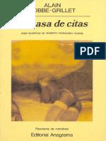 La casa de citas - Alain Robbe-Grillet.pdf