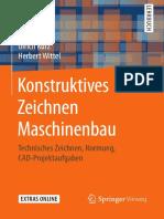 Konstruktives Zeichnen Maschinenbau_ Technisches Zeichnen, Normung, CAD-Projektaufgaben ( PDFDrive.com ).pdf