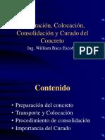 colocacion y transporte del concreto.PPT