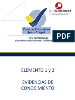 ALINEACION Para EC0435-Conocimientos