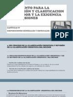 Reglamento Para La Evaluación y Clasificacion Del Deudor