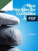 Nine_Principles for Conscious Living -Bill Harris
