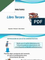Notificación de Actos Administrativos