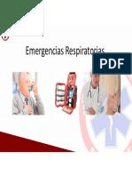 Emergencias Respiratorias