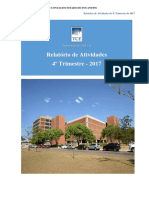 Relatório de Atividades - TCE-TO - 2017