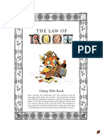 The Law of Root