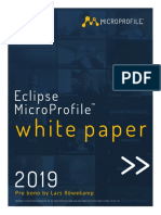 MicroProfile Whitepaper 2019 Final